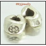 10x Jewelry Supplies Hill Tribe Silver Wholesale Beads Spacer [KB054]