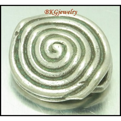 1x Jewelry Findings Beads Hill Tribe Silver Karen Wholesale [KB107]