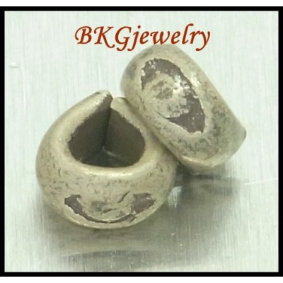 10x Thai Hill Tribe Silver Jewelry Supplies Beads Wholesale [KB034]