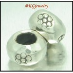 10x Hill Tribe Silver Spacer Beads Wholesale Jewelry Supplies [KB072]