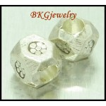 10x Karen Hill Tribe Silver Jewelry Findings Beads Wholesale [KB103]