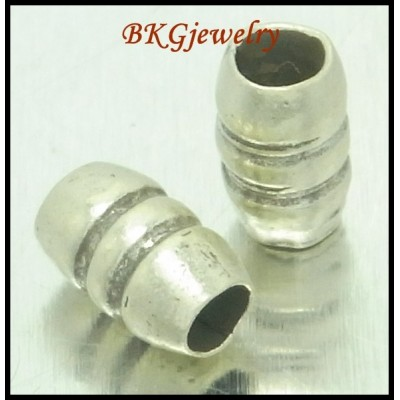 10x Karen Hill Tribe Silver Wholesale Jewelry Supplies Beads [KB078]