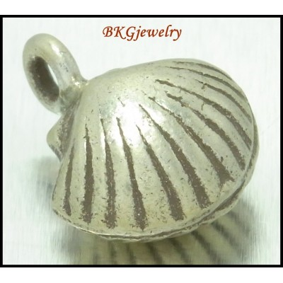 3x Wholesale Shell Hill Tribe Silver Charms Jewelry Supplies [KC056]