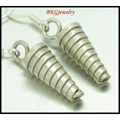Dangle Hill Tribe Silver Earrings Thailand Wholesale [KH062]