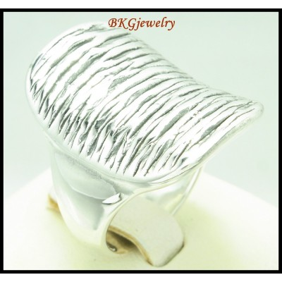 Electroforming Jewelry Ring Cheap 925 Sterling Silver [MR133]